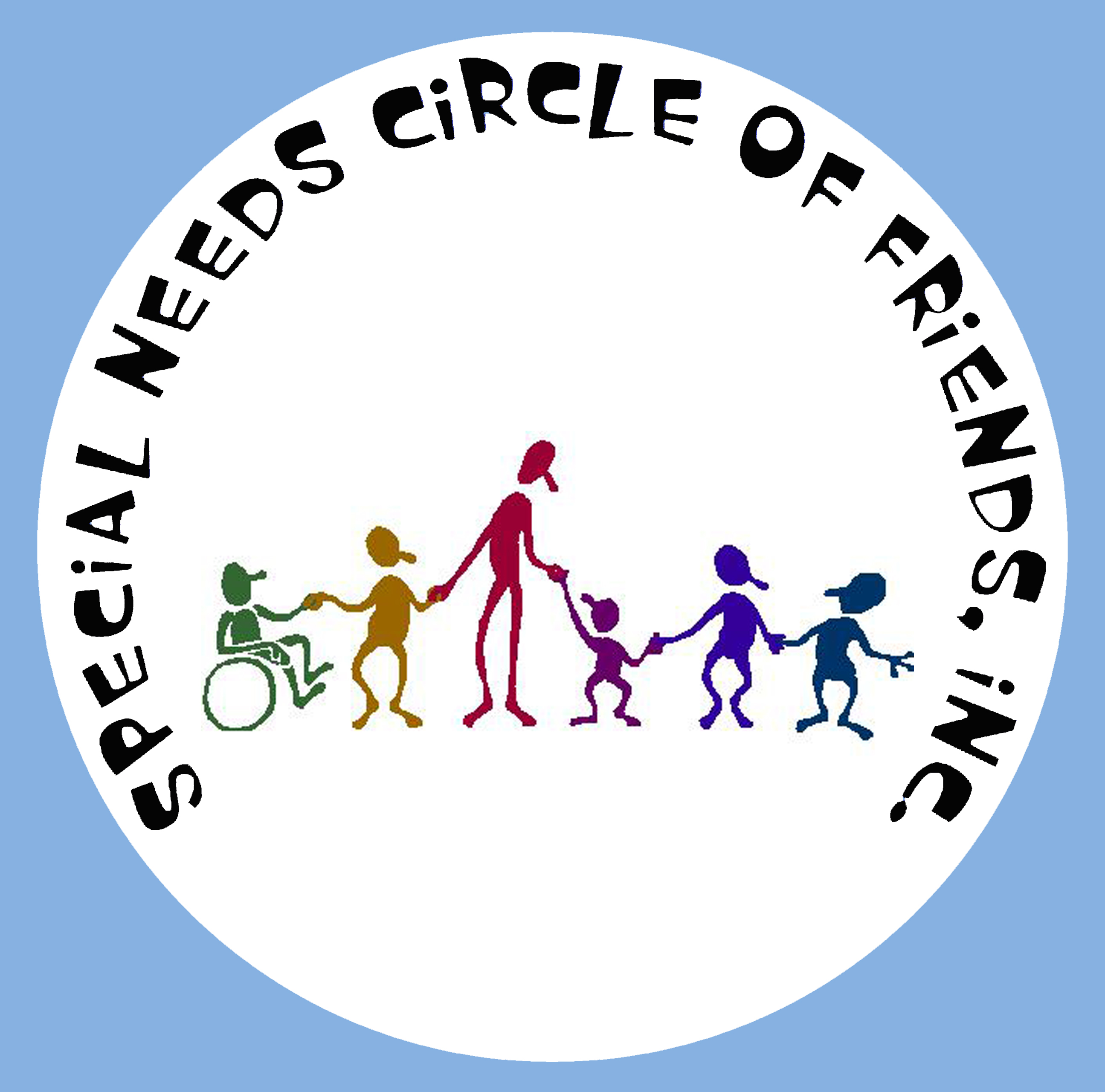 Logo Circle of Friends