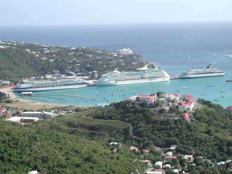 st thomas ship