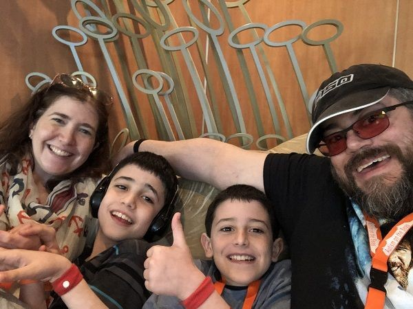 Autism on the Seas Guest Turns Vlogger after First Family Cruise