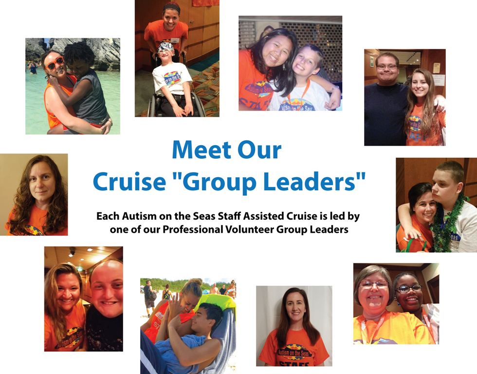 Cruise Group Leaders - Autism On The Seas