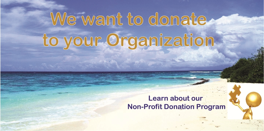 Non-Profit Organization Donation Program